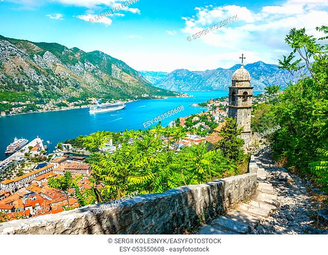Church of Our Lady of Remedy in Kotor