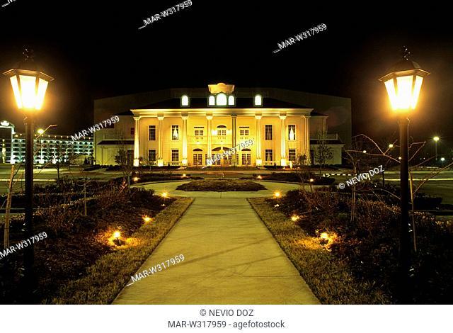 grand palace, branson, missouri, usa