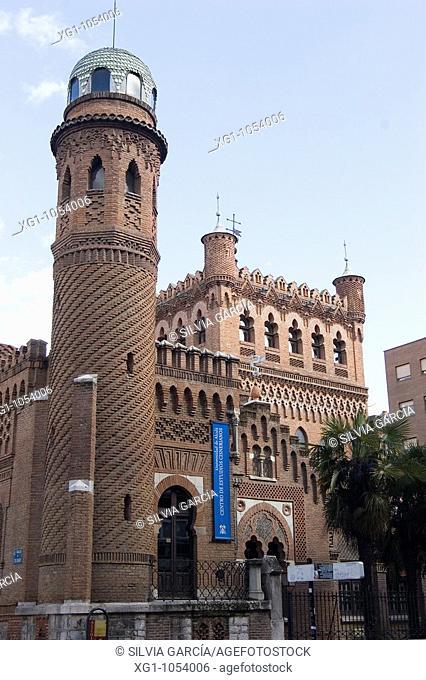 PALACIO LAREDO, ALCALA DE HENARES, MADRID, ESPANYA
