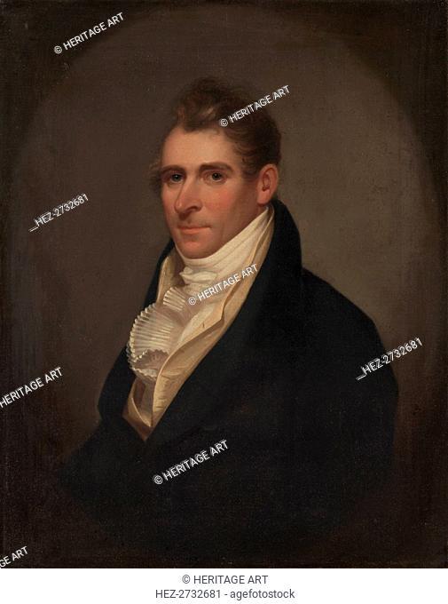 John Scoville, c. 1810. Creator: Ezra Ames (American, 1768-1836)