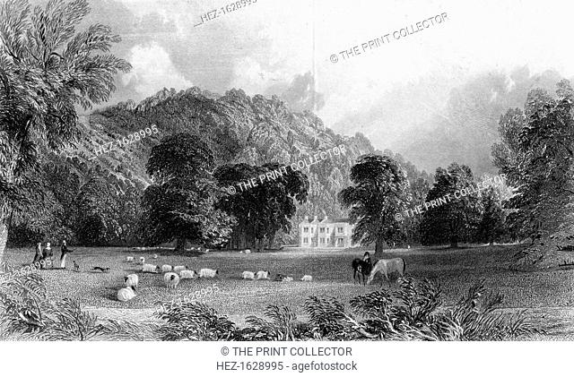 Burford Lodge, near Box Hill, Surrey, 19th century