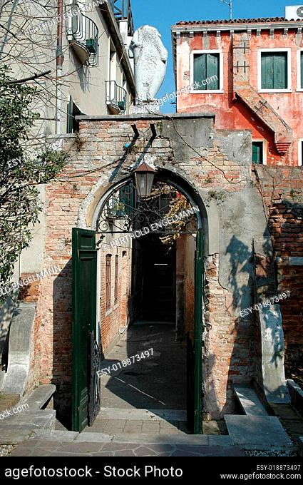 Tor in Venedig