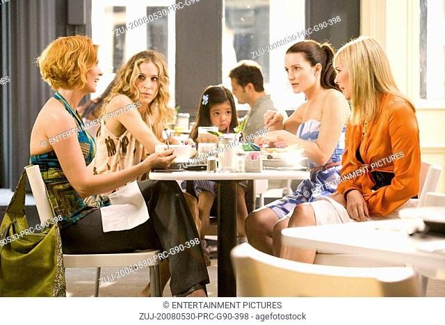 RELEASE DATE: May 30, 2008. MOVIE TITLE: Sex And The City: The Movie. STUDIO: New Line Cinema. PLOT: It's official: Sex and the City has finally jumped the...