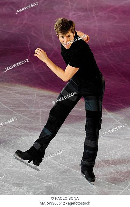 jeffrey buttle ,milano 11-10-2008 ,golden skate awards ,photo paolo bona/markanews