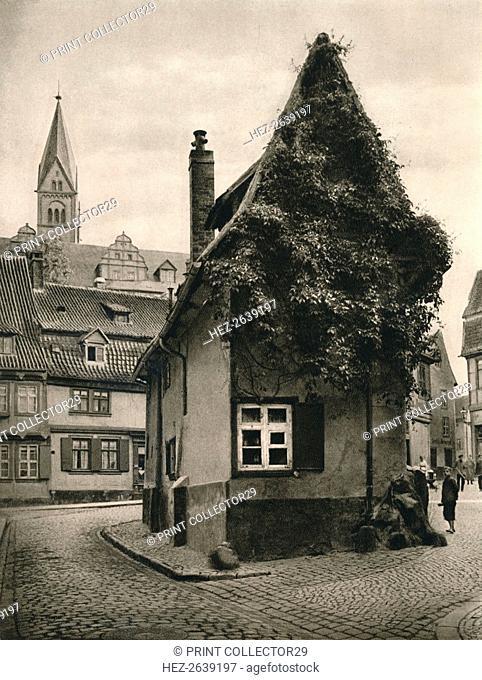'Quedlinburg - Finkenherd, 1931. Artist: Kurt Hielscher