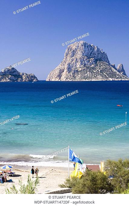 Cala d'Hort, Ibiza, Balearics