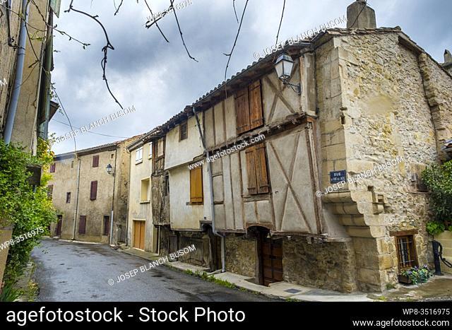 Sonnac sur l'Hers. Ariège