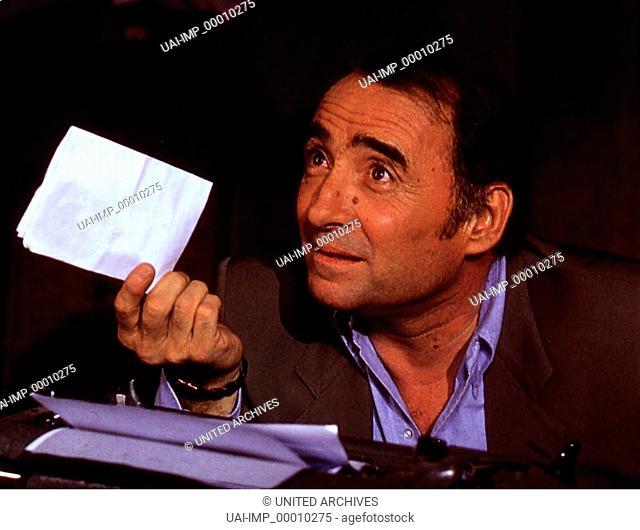 Der Rabe packt aus, (RADIO CORBEAU) F 1988 Regie: Yves Boisset CLAUDE BRASSEUR