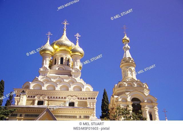 Yalta, Aleksandr Nevskij Cathedrale, Ukraine