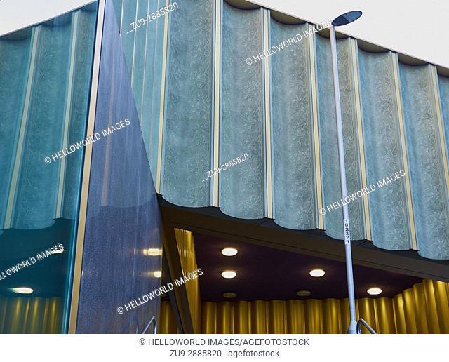 Nottingham Contemporary Gallery, Nottingham, Nottinghamshire, east Midlands, England