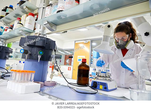 Adhesives Laboratory, Aerospace Industry, Industry Unit, Technology Centre, Tecnalia Research & Innovation, Donostia, San Sebastian, Gipuzkoa, Basque Country