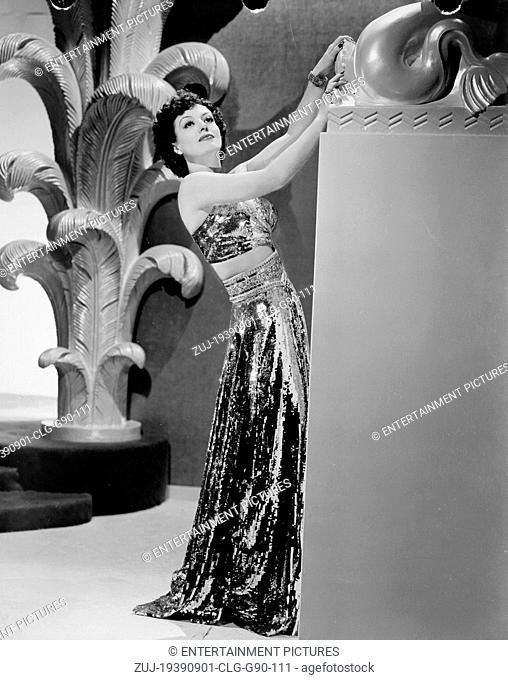 RELEASED: Sep 01, 1939 - Original Film Title: The Women. PICTURED: JOAN CRAWFORD. (Credit Image: © Entertainment Pictures/Entertainment Pictures/ZUMAPRESS