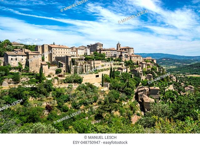 Gordes a Commune in Provence