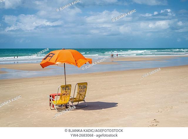 Praia do Frances, Maceio, Alagoas, Brazil