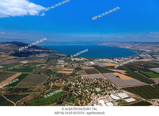 Sea of galile
