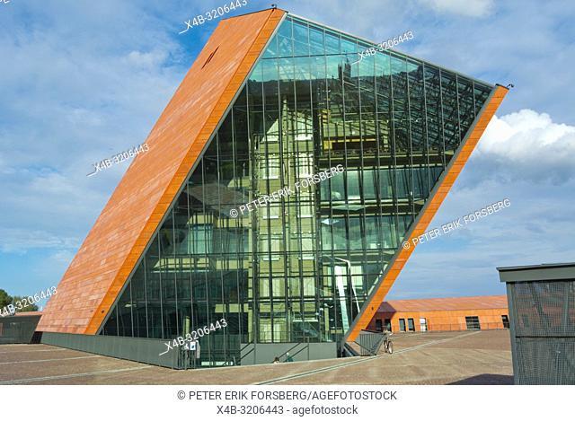 The Museum of Second World War, Gdansk, Poland