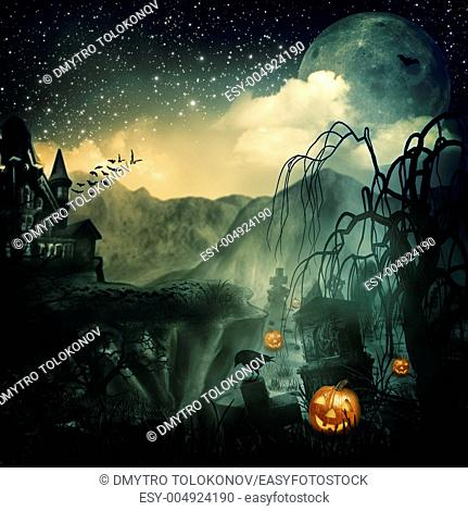 Scary Movie  Abstract halloween backgrounds for your design