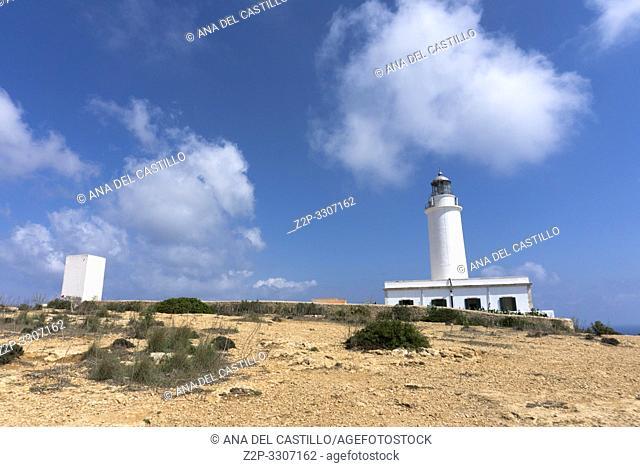 . . Photos. Lighthouse of Mola, Formentera