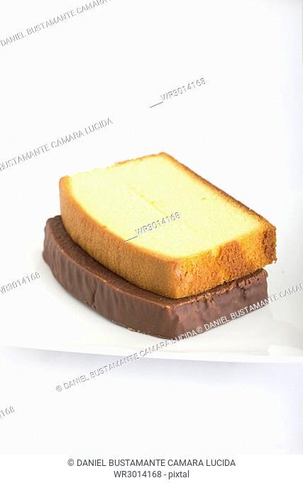 Ponque De Chocolate