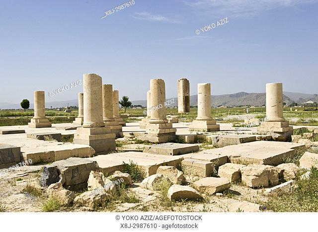 Iran, Pasargad archaeological site