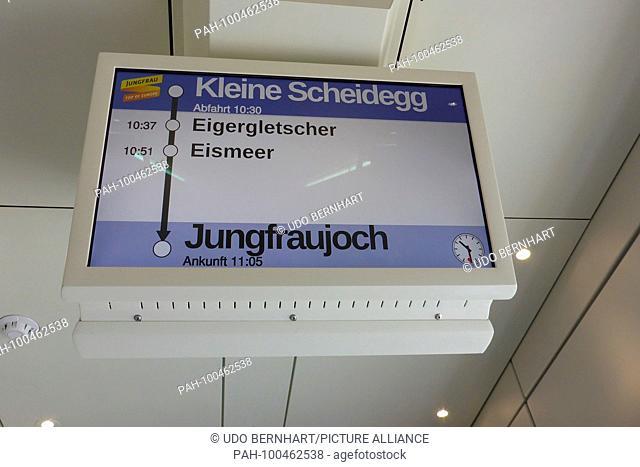 Switzerland train SBB 3 July 2017   usage worldwide. - /Switzerland
