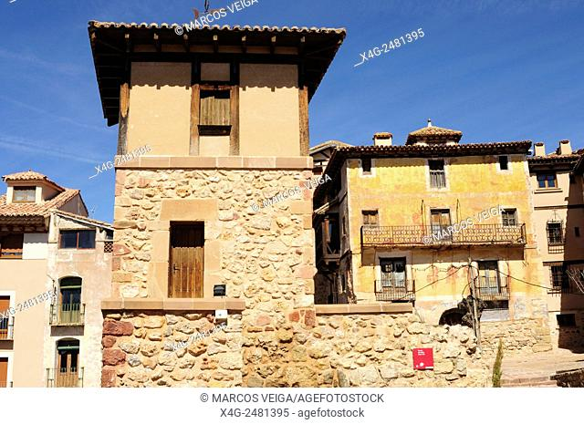 Molina de Aragon, Spain