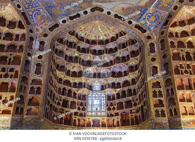Chini khaneh, house of chinaware, Sheikh Safi-ad-din Ardabili complex, Ardabil, Ardabil Province, Iran