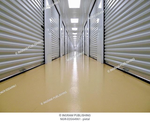 Private Indoor and Secure Storage Facility
