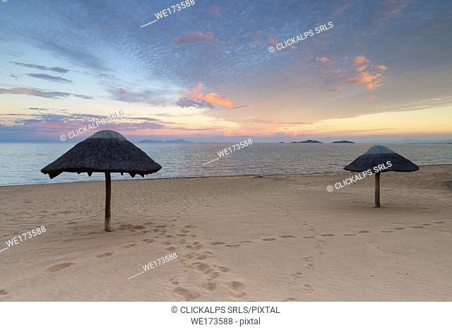 Africa, Malawi, Salima district, Lake Malawi