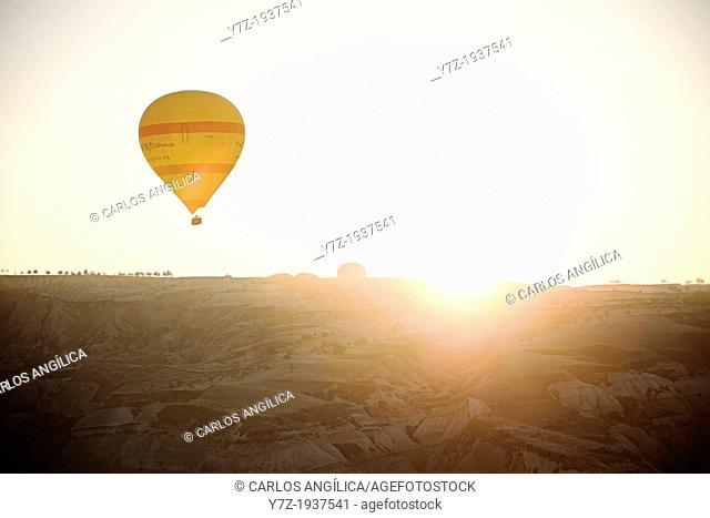 Sunrise in Cappadocia