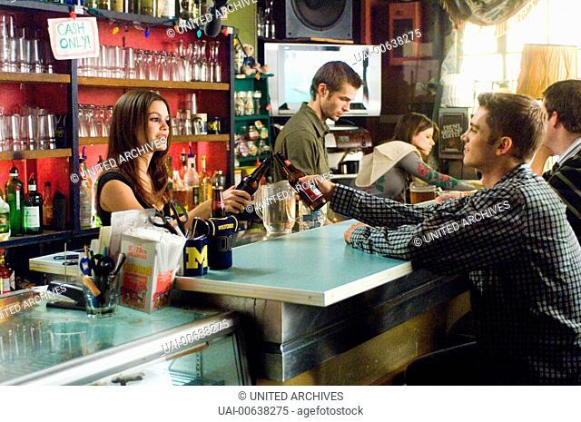 Jumper / David (HAYDEN CHRISTENSEN) trifft seine Jugendliebe Millie (RACHEL BILSON) Regie: Doug Liman aka. Jumper / JUMPER USA 2008