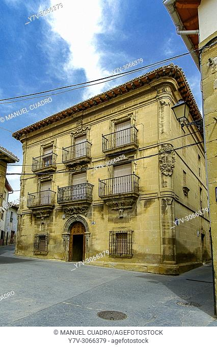 El Villar. Rioja Alavesa, Álava, Basque Country, Spain