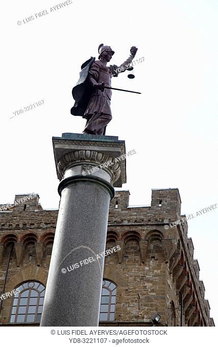 Piazza della Signoria, Florence, Tuscany, Italy