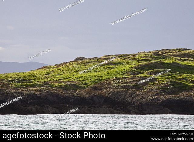 Insel vor Schull in Irland
