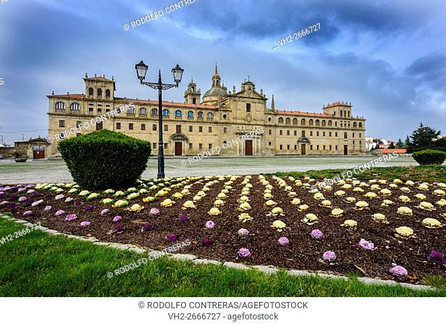 Nosa Señora da Antigua, Monforte de Lemos, Lugo (Spains)
