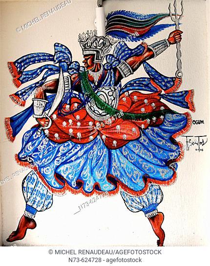 Salvador da Bahia. Brazil