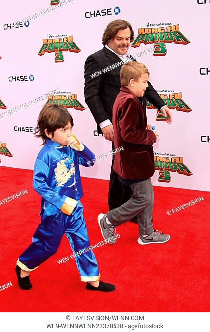 World Premiere Of Kung Fu Panda 3 Arrivals Featuring Jack Black Thomas David Black Stock Photo Picture And Rights Managed Image Pic Wen Wennwenn23370530 Agefotostock Climate migration is a solution. world premiere of kung fu panda 3