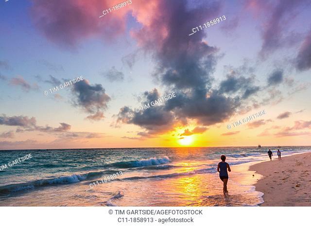beach, Riu Palace, hotel, Punta Cana, Dominican Republic, Caribbean