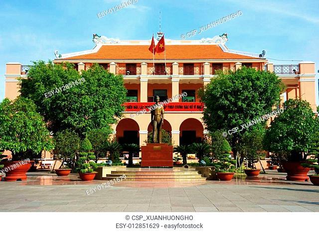 Nha Rong port