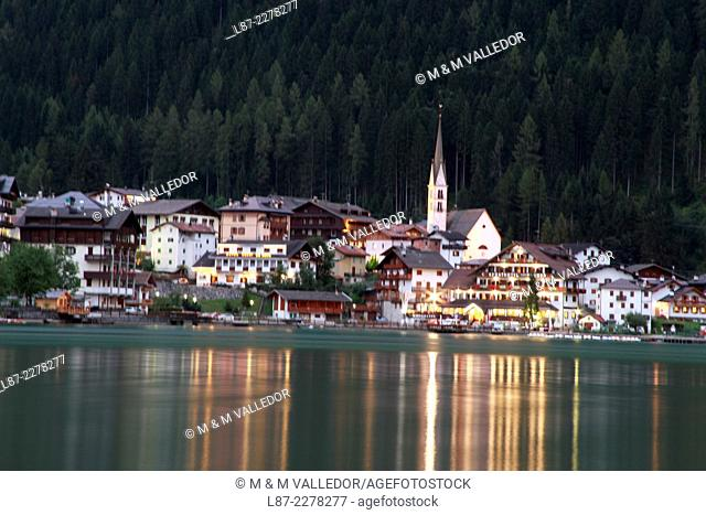 Alleghe, Belluno, Veneto, Dolomiti, Alps, Italy