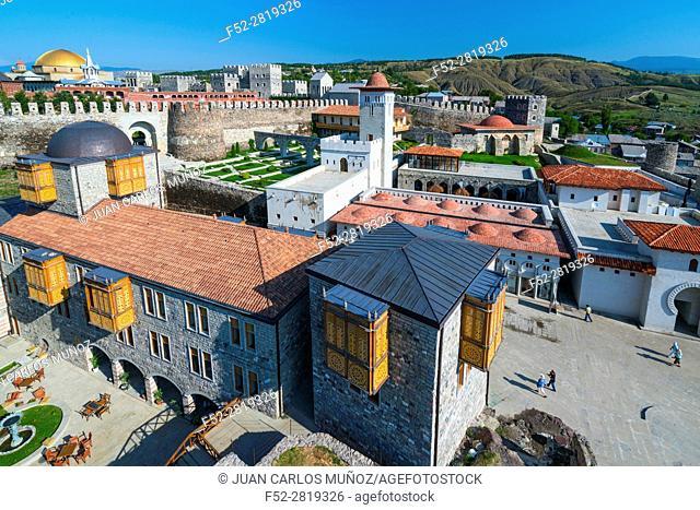 Rabati Castle, Akhaltiskhe City, Samtskhe-Javakheti Region, Georgia, Middle East