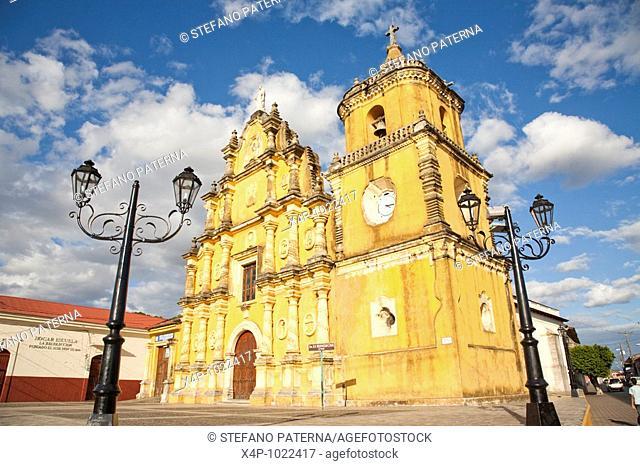Iglesia La Recoleccion Church, Leon, Nicaragua