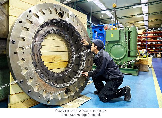 Turnmill lathe. Retrofitting. Machining Center. CNC. Design, manufacture and installation of machine tools. Bost Machine Tools Company. Asteasu