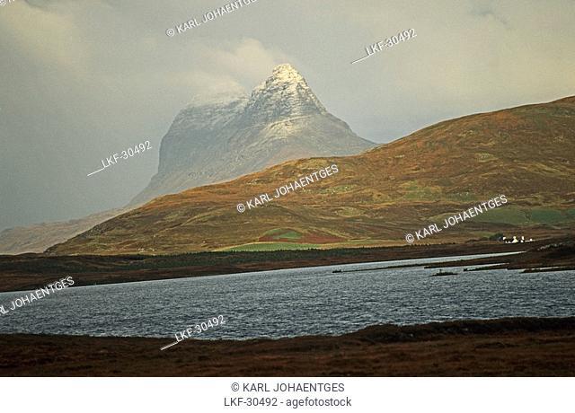 Ben Suilven, Highlands, Scotland