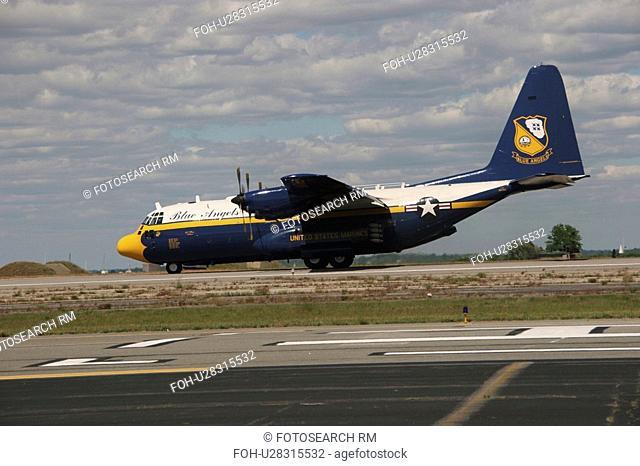 marines c130j30 blue angels airshow military