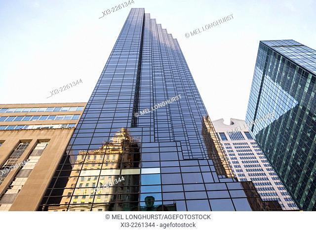 Trump Tower, 725 Fifth Avenue, Manhattan, New York City, New York, USA