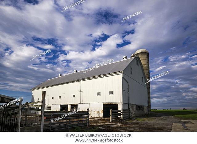 USA, Pennsylvania, Pennsylvania Dutch Country, Ronks, farm