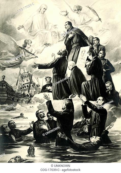 Portrait of blessed Ignatius de Azevedo