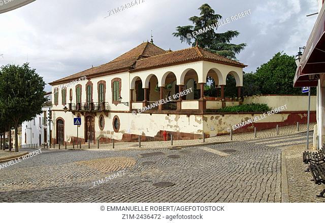 Silves, medieval city, city center, ALgarve, Portugal, Europe