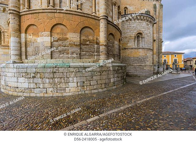 Santa Maria la Mayor, Romanic churh, Toro, Zamora province, Castilla y Leon Spain